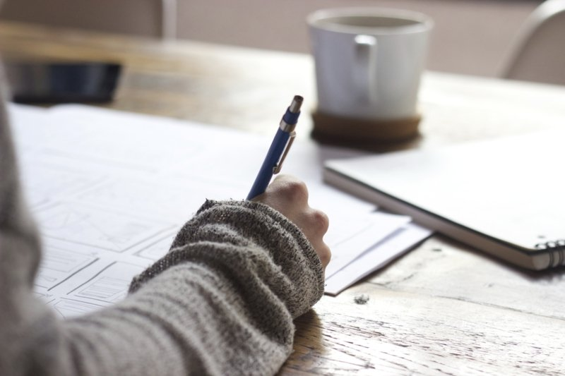 Journaling helps ease loss during the pandemic
